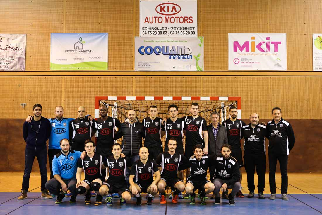 ASFontaineHandball - N3 Dom